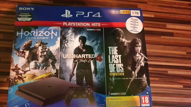 PlayStation 4 1Tb +6 jocuri ps4