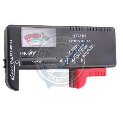 1394 Тестер за батерии BT168