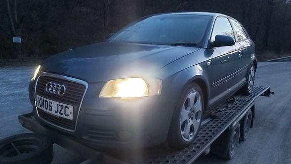 Ауди а3 1.9 тди 105 кс 8п / Audi A 3 1.9 TDI 105 hp 8P НА ЧАСТИ