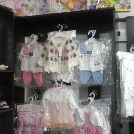 Набор костюмчиков для новорожденных