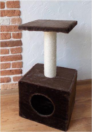 Продам новый дом-когтеточку для кошек с доставкой!