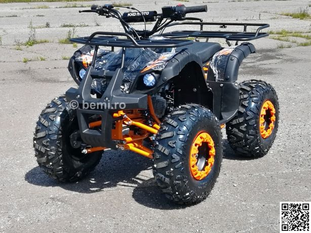 ATV 125 BEMI new Hummer 20 SR8 LED automatic treapta fortza