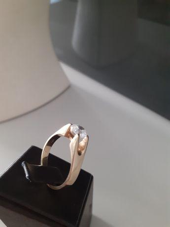 Inel aur 14k tip logodna