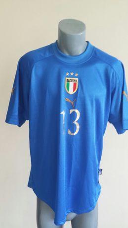 Puma Italia #13 NESTA Mens Size M/L 2004/2006