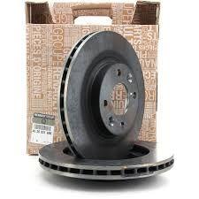 Disc frana fata set (258x22) Logan 2 / Sandero 2 / Clio 4 - OE