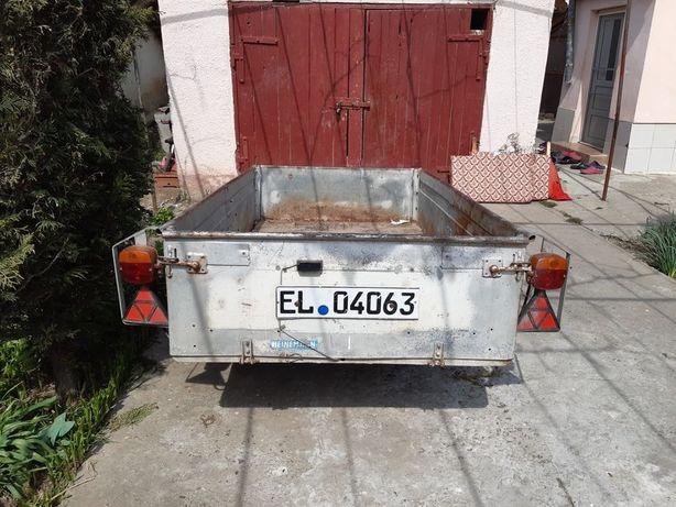 Remorca auto
