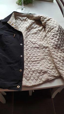 Куртка осенняя двусторонняя