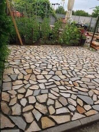 Piatră naturală pentru curtea dumneavoastră
