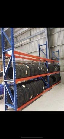 Rafturi metalice industriale 2655x9828x56182