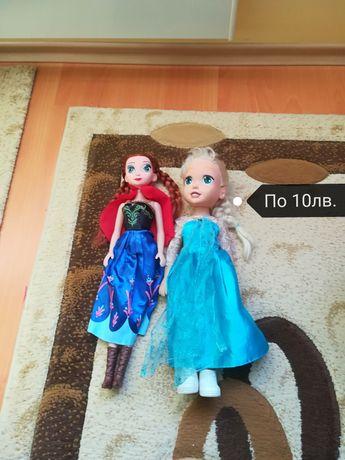 Кукла и аксесоари за кукли (кукла сладкиш и олав)