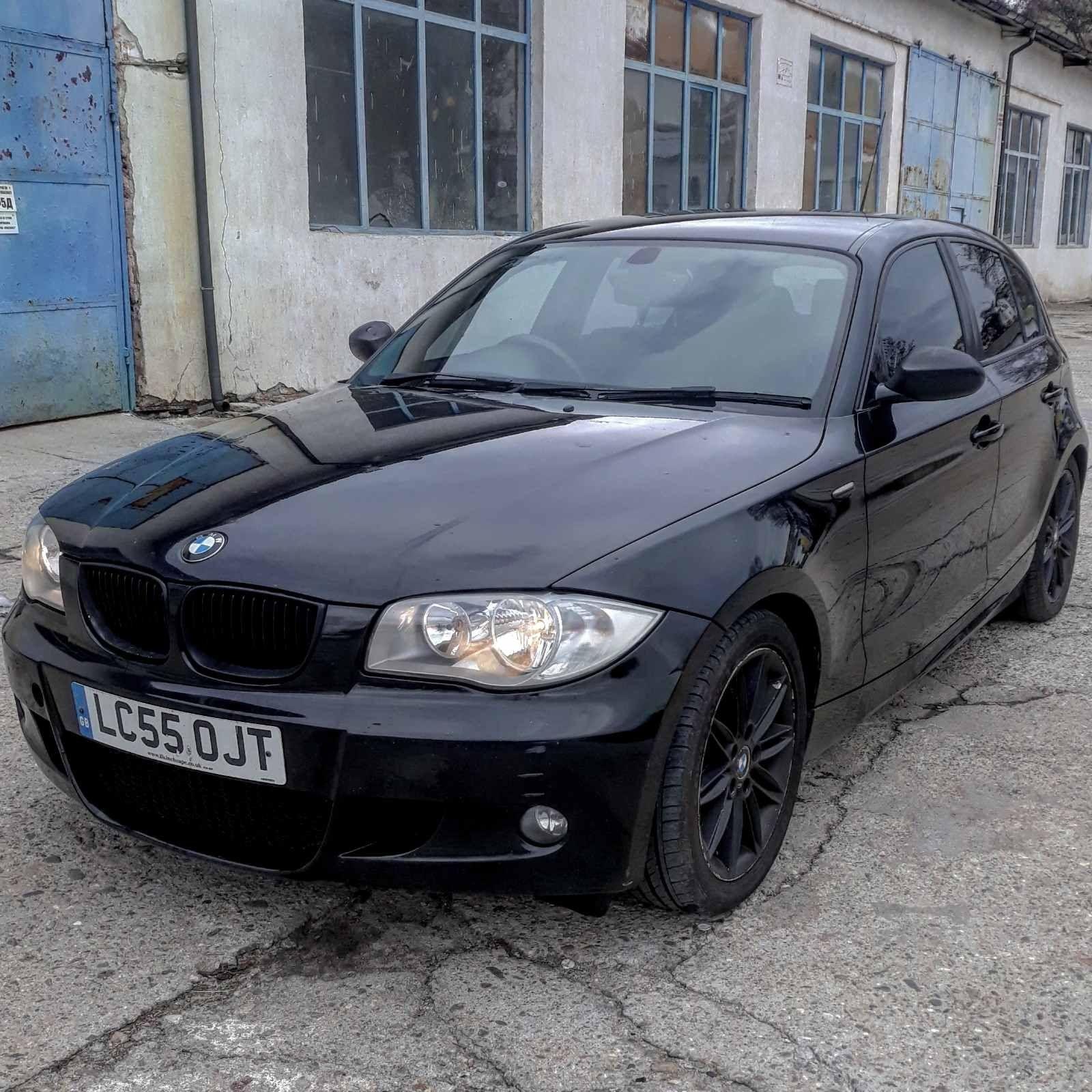 на части БМВ 120д е87 BMW 120d e87