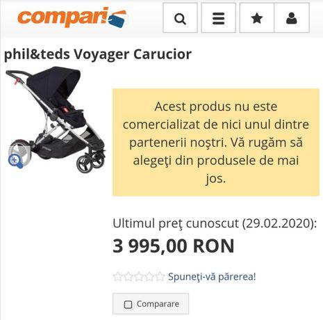 Carucior Phil&Teds