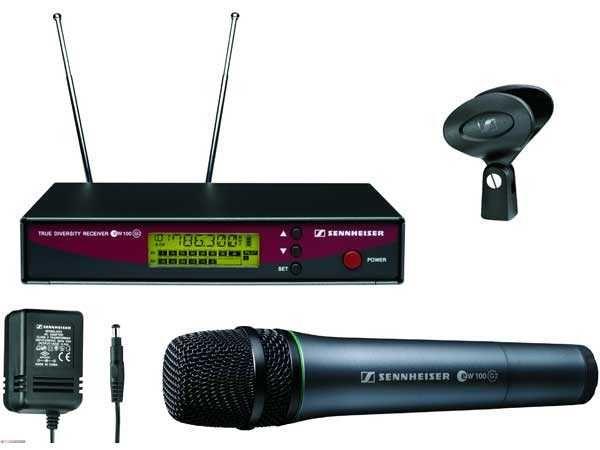Продам радио микрофон Sennheiser EW 100 G2