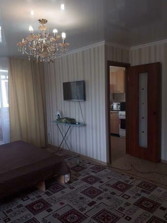 1 комнатная квартира в центре по суточно