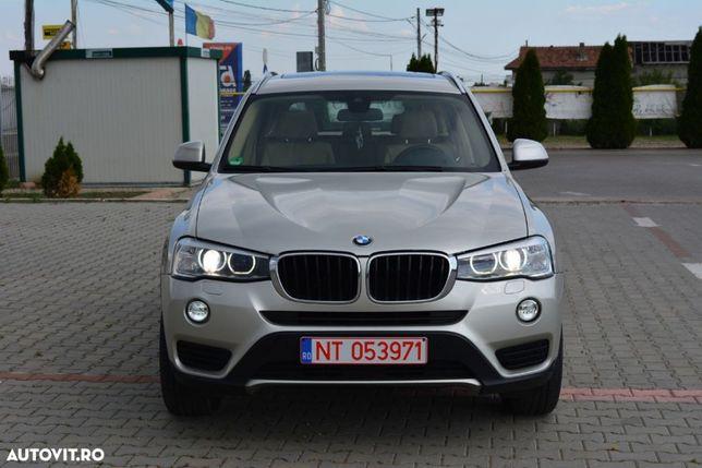 BMW X3 BMW X3 FACELIFT, Panorama, Head up Display, Distronic