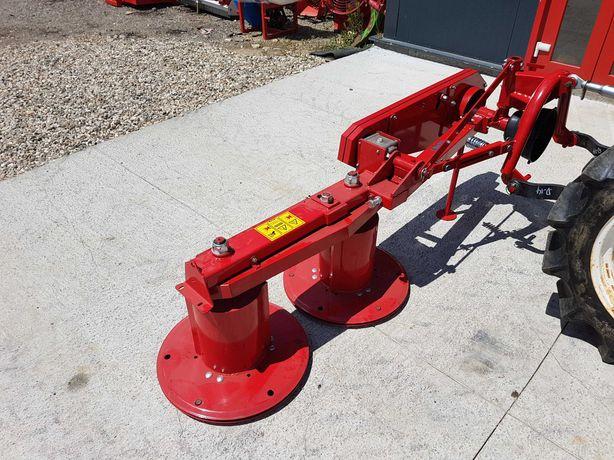 Cositoare cu tambur rotativa 125cm 160kg 14-22cp