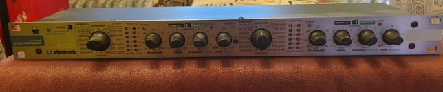 Продам t.c.electronic C400XL Dual Stereo Gate Compressor