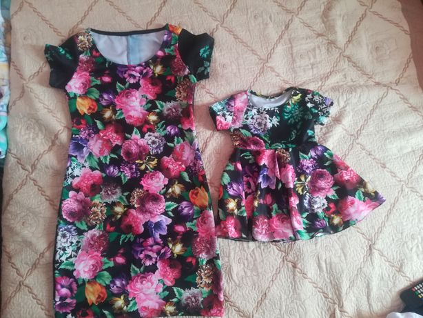 Rochițe mamă-fiică
