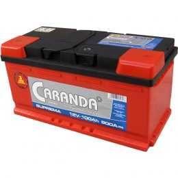 Baterie auto Caranda Suprema 100Ah 900A Garantie 3 ani