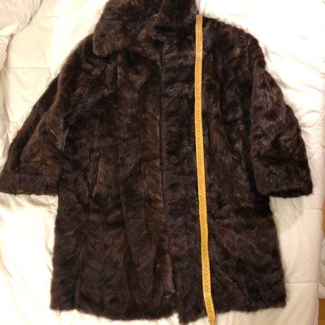 haina de nurca marimea 42-44 , 500 lei
