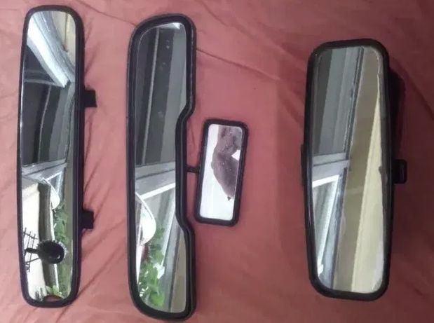 Oglinzi auto {panoramica ~ habitaclu} recuperate din dezmembrari