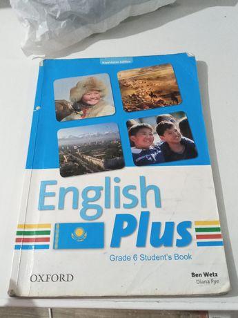 Oxford English plus Grade 6, учебник по английскому языку за 6 класс,