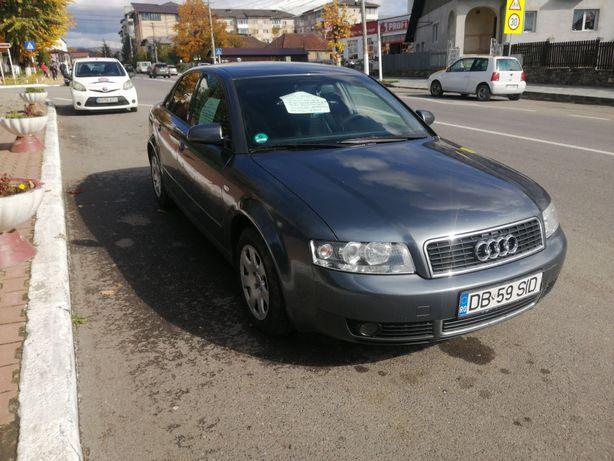 Vând Audi a4 2002 benzina