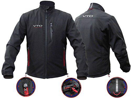 Geaca moto /Ski softshell VTO Sportwear-si in rate prin Tbipay
