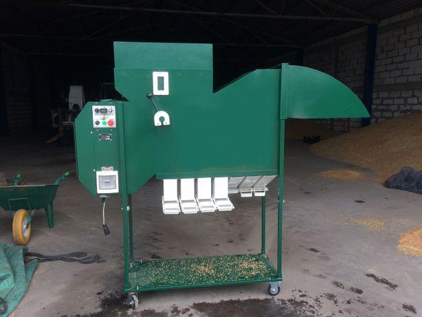 Selector aerodinamic pentru cereale / seminte 3 tone/ora NOU