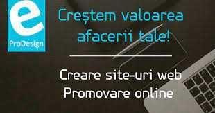 Dezvoltare site web / creare siteuri de prezentare / promovare seo