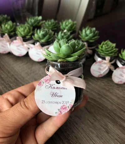 Сватбени Подаръци за гости
