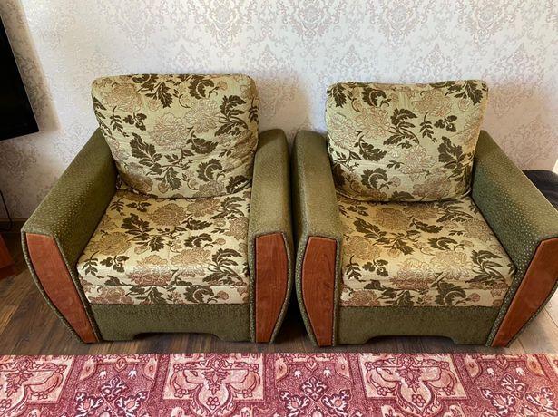 Кресло мягкая 2 кресла