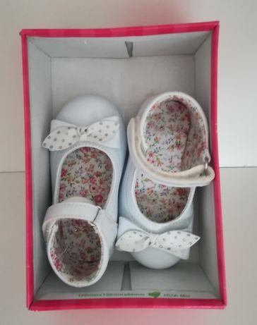 Чудесни обувчици за малка принцеса - Cupcake Couture