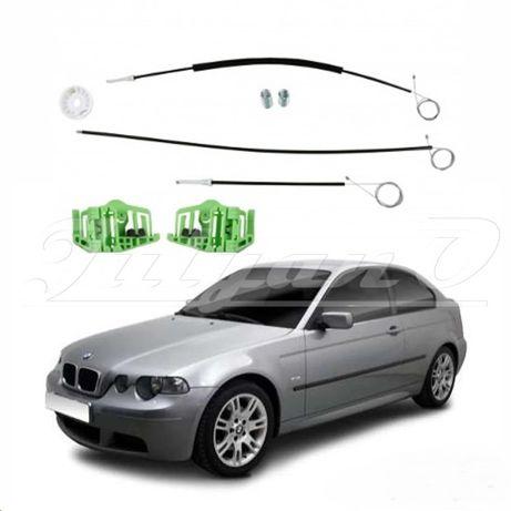 Ремонтен комплект за машинка за стъкло за BMW 3-ser E46 COMPACT