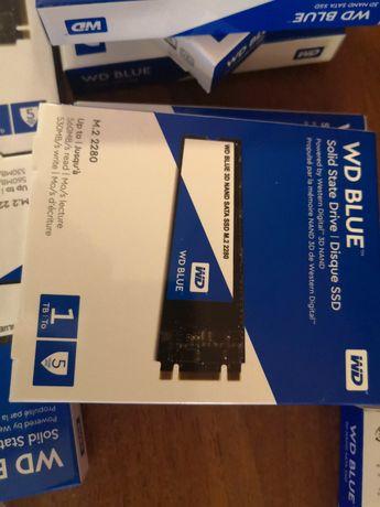 WD Blue SSD M.2 SATA 1TB  sata m2 2280