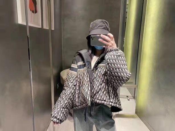 DIOR двухсторонняя куртка