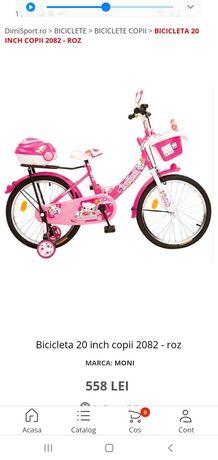 Bicicleta  copiii