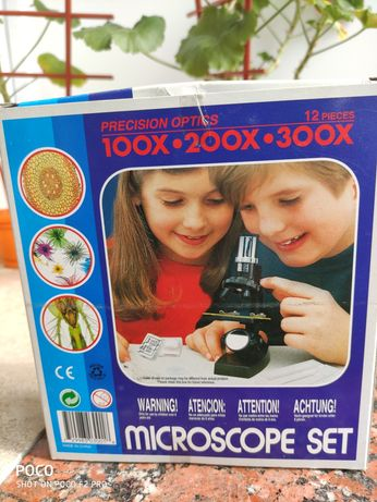 Микроскоп за деца