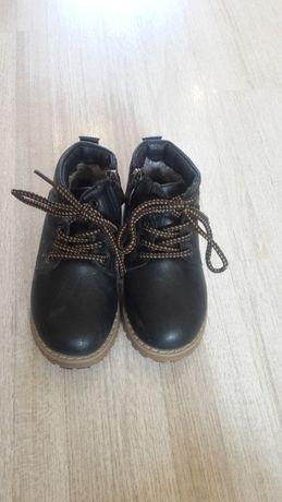 Ботинки на мальчика осень-зима