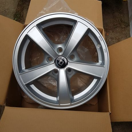 """Jante noi Diewe Trina Argento 16"""" 5x115 Opel,Chevrolet plata in rate"""