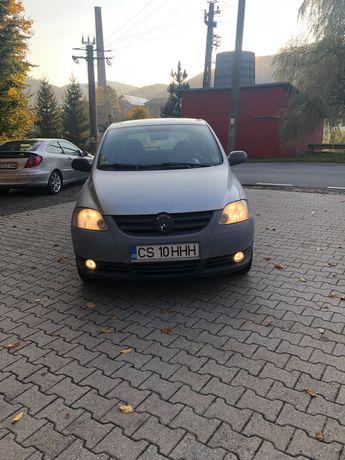 VW Fox 1.2 benzină