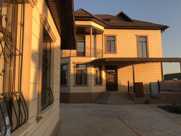 2 х этажный дом по улице Толеметова!