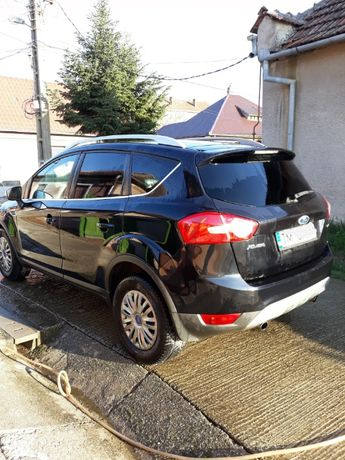 Ford Kuga 2.0 tdci 4x4 AWD an 2008