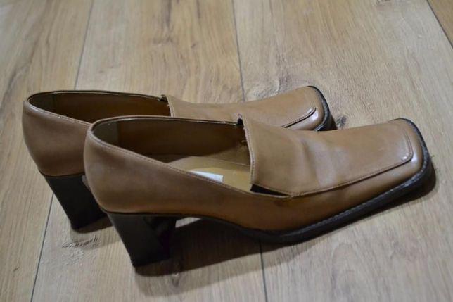Pantofi LUX dama mar. 36 / Pantofi dama Italy / Pantofi piele naturala