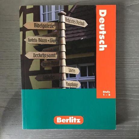 Manual Germana, editura Berlitz, Deutsch Als Fremdsprache Stufe 1-2