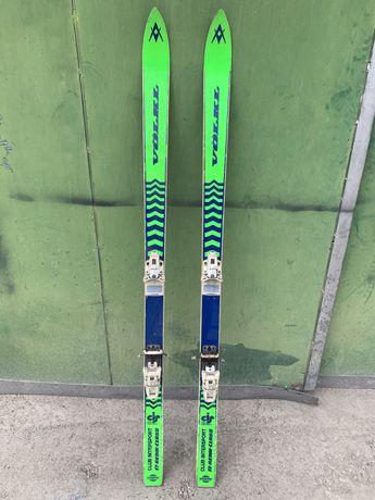 2 чифта ски