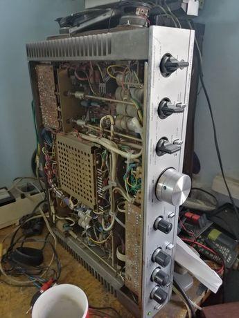 Ремонт аудио микшерный пульт колонки активный буфер автомагнитолла