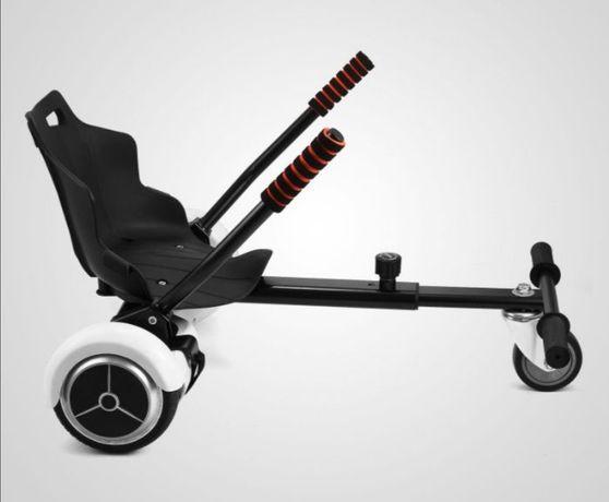Maxi- hoverkart Nou Reglabil scaun Hoverboard
