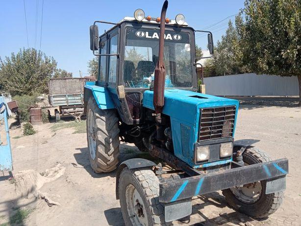 Продам Трактор МТЗ 80 1997 года хорошем состоянии