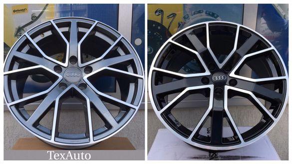 """Джанти за AUDI 20""""21""""22"""" New Audi Q7/SQ7 5х112"""